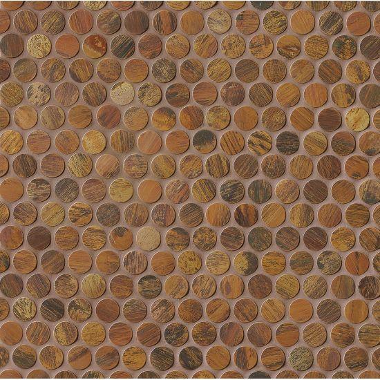 Islesford Copper Circle Prefab Granite Depot