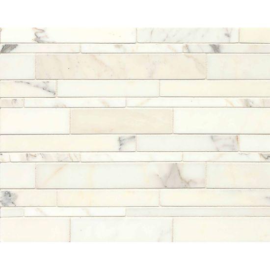 Calacatta Oro Mosaic Prefab Granite Depot
